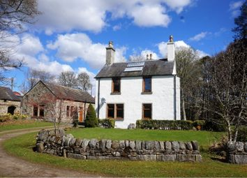 Thumbnail 4 bed detached house for sale in Kirkmichael, Blairgowrie