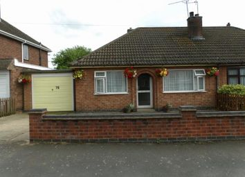 Thumbnail 2 bed bungalow for sale in The Ringway, Queniborough, Leicester, Leicestershire