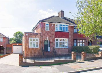 Thumbnail 3 bed semi-detached house to rent in Forest Approach, Woodford Green