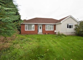 Thumbnail 2 bed detached bungalow for sale in Gwscwm Road, Burry Port