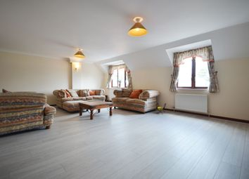 Thumbnail 3 bed flat to rent in Finchampstead Road, Finchampstead, Wokingham