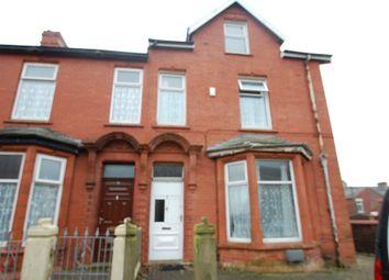 Thumbnail 5 bedroom terraced house for sale in Manor Road, Blackburn