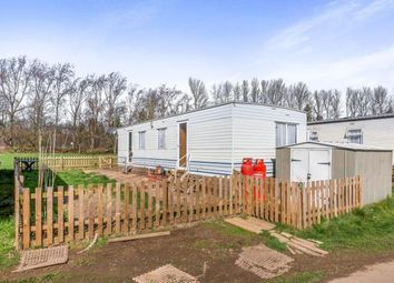 Thumbnail 2 bed mobile/park home for sale in The Manor, The Causeway, Billing, Northampton