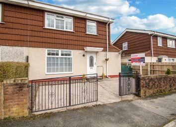 3 bed semi-detached house for sale in Waun Fawr, Rassau, Ebbw Vale, Blaenau Gwent NP23