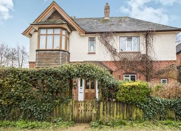 Thumbnail 3 bed detached house for sale in Shrubbs Hill Gardens, Lyndhurst