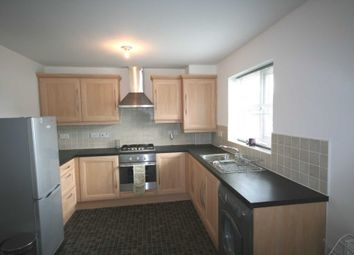 Thumbnail 2 bed flat for sale in Latchford, Warrington