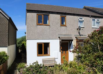 Thumbnail 2 bed end terrace house for sale in Stennack Parc, Trewellard