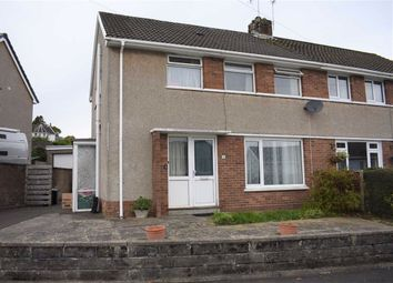 3 bed semi-detached house for sale in Dolgoy Close, West Cross, Swansea SA3