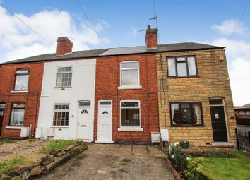 Thumbnail 2 bed terraced house for sale in Wood Street, Leabrooks, Alfreton