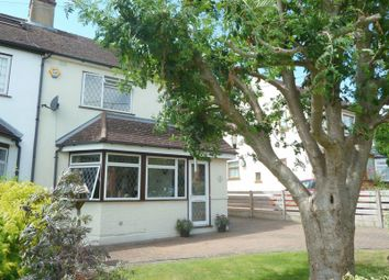 Thumbnail 3 bed semi-detached house for sale in St. Davids Road, Hextable, Swanley