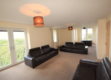 Thumbnail 4 bed flat to rent in North Pilrig Heights, Broughton, Edinburgh