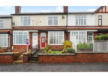 3 bed terraced house for sale in Bury New Road, Bolton BL2