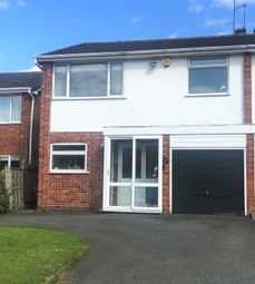 Thumbnail 3 bed semi-detached house for sale in Helston Road, Parkhall, Walsall