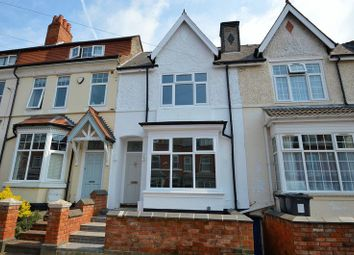 Thumbnail 5 bed terraced house to rent in Station Road, Kings Heath, Birmingham