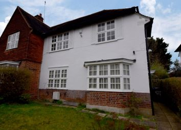 3 bed semi-detached house for sale in Brookland Rise, Hampstead Garden Suburb, London NW11