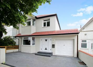 Thumbnail 3 bed semi-detached house for sale in Locarno Road, Greenford, Ub