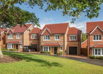 "Thumbnail 4 bed detached house for sale in ""The Lulworth"" at Gardeners Hill Road, Wrecclesham, Farnham"