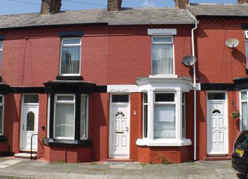 Thumbnail 2 bed terraced house to rent in Basing Street, Liverpool