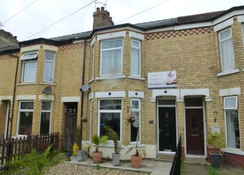 Thumbnail 3 bedroom terraced house for sale in Swinburne Street, Hull