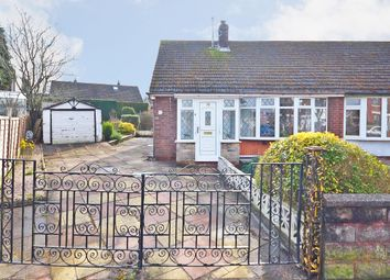 Thumbnail 2 bed semi-detached bungalow for sale in Weston Coyney Road, Longton, Stoke-On-Trent