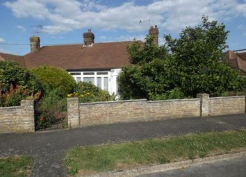 Thumbnail 2 bed bungalow for sale in Coombe Road, Steyning, West Sussex