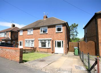 Thumbnail 3 bed semi-detached house for sale in Montrose Road, Bilton, Rugby, Warwickshire