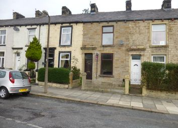 Thumbnail 3 bedroom terraced house to rent in Padiham Road, Accrington Road, Burnley, Lancashire