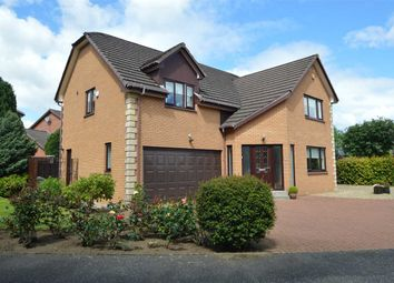 Thumbnail 4 bed detached house for sale in Dave Barrie Avenue, Larkhall