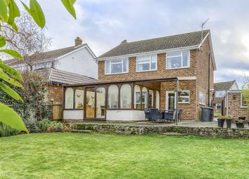 Thumbnail 4 bed detached house for sale in Cedar Close, Ware, Hertfordshire