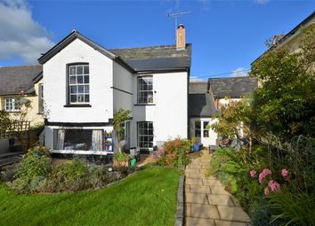 Thumbnail 3 bedroom terraced house for sale in Cheriton Fitzpaine, Crediton