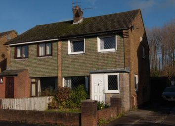 Thumbnail 3 bed semi-detached house for sale in 7 Langden Crescent, Bamber Bridge