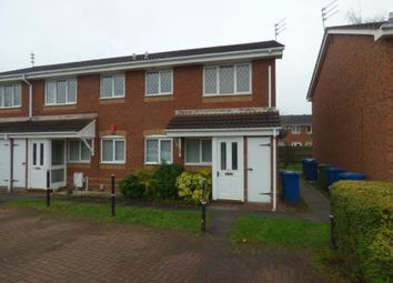 Thumbnail 1 bed maisonette for sale in Exeter Drive, Tamworth, Staffordshire