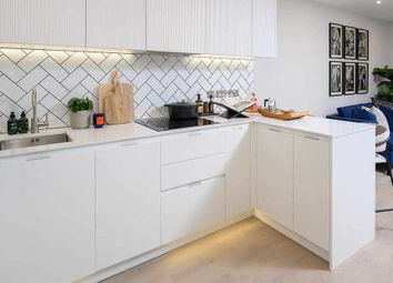 Thumbnail 1 bed flat for sale in The Harris, The Green Quarter