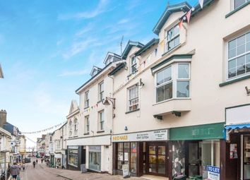 Thumbnail 1 bed flat for sale in 14 Fore Street, Seaton, Devon