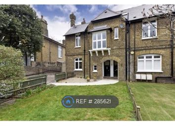 Thumbnail 1 bed flat to rent in Trinity Crescent, London