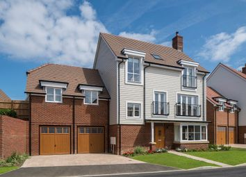 "Thumbnail 5 bed property for sale in ""The Lincoln"" at Rocky Lane, Haywards Heath"