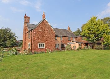 Thumbnail 4 bed detached house for sale in Willand Road, Halberton