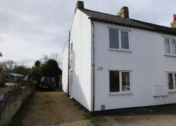Thumbnail 2 bed end terrace house for sale in High Street, Arlesey, Beds
