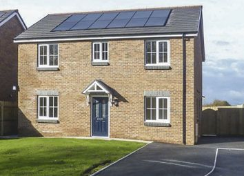Thumbnail 4 bed detached house for sale in Plot 6, Colonel Road, Ammanford