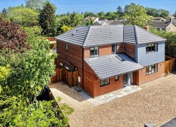 Thumbnail 5 bed detached house for sale in Orchard Lane, Brampton, Huntingdon