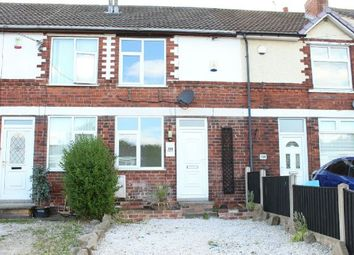 2 bed terraced house for sale in Birchwood Lane, South Normanton, Alfreton DE55