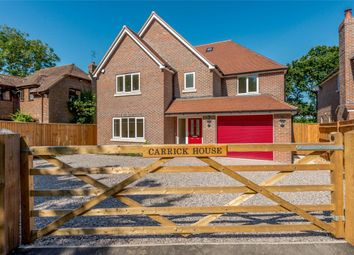 4 bed detached house for sale in Upper Moors Road, Brambridge, Eastleigh, Hampshire SO50
