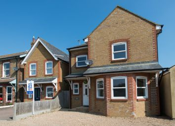 Thumbnail 4 bedroom detached house for sale in Sydcot Drive, College Road, Deal