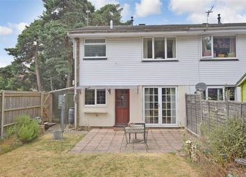 Thumbnail 3 bed end terrace house for sale in Sandy Close, Petersfield, Hampshire