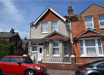 Thumbnail 2 bed end terrace house for sale in Willowfield Road, Eastbourne, East Sussex