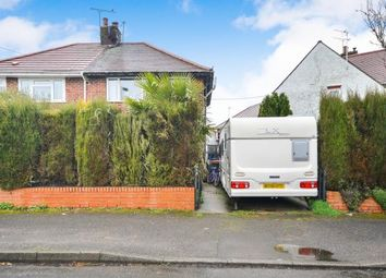 Thumbnail 3 bed semi-detached house for sale in Thompson Crescent, Sutton In Ashfield, Nottinghamshire, Notts