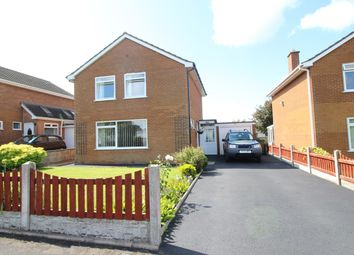 Thumbnail 4 bed detached house for sale in Springfields, Wigton