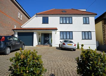 Thumbnail 5 bedroom detached house for sale in Wise Lane, London