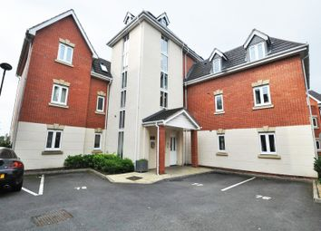 Thumbnail 2 bed flat to rent in Burbage House, Southfield Court, Hinckley, Leicestershire
