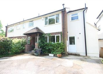 Thumbnail 4 bed semi-detached house for sale in Woodlands, Rickford, Worplesdon, Guildford, Surrey